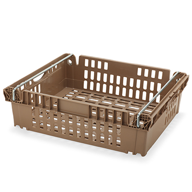 Flavorseal cook-chill storage crates